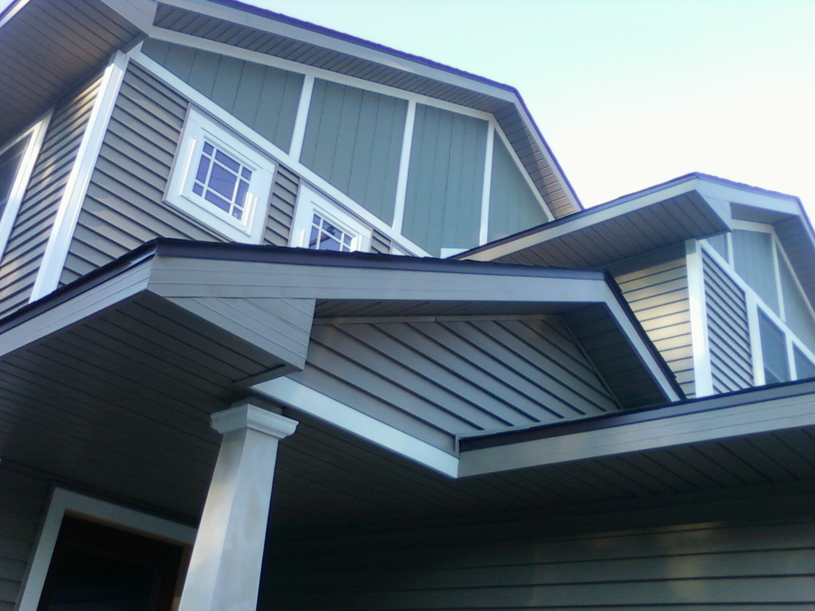 Saga Builders Siding Fascisa And Soffit